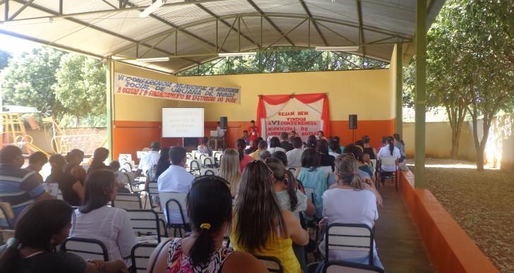Fotos Conferência Municipal de Assistência Social