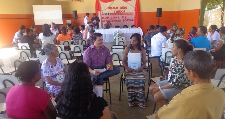 6ª Conferência de Assistência Social