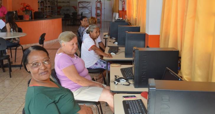 Curso de Informática para a 3ª idade