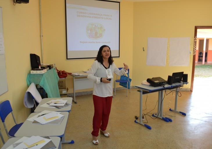 Curso de liderança para o desenvolvimento local