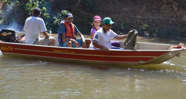 Barqueata é realizada com sucesso no dia 13 de setembro