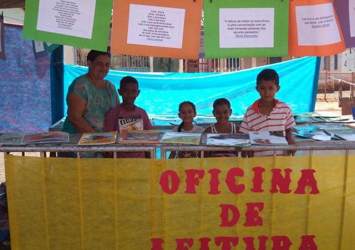 IV Festa da cultura ações da educação