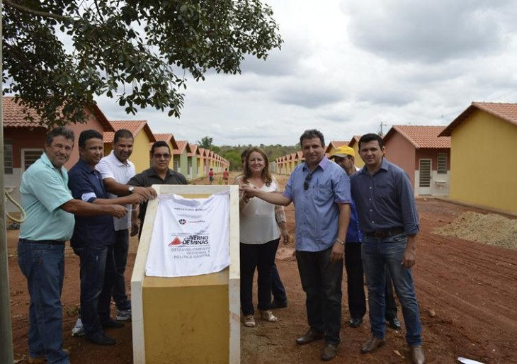Entrega das Casas Populares – COHAB