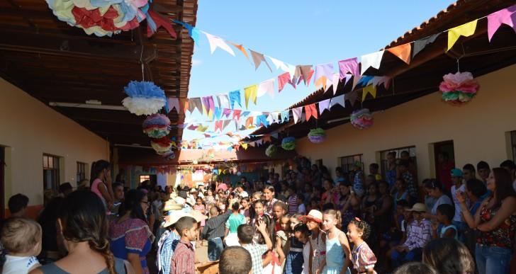 Arraiá das Escolas Municipais de Uruana de Minas