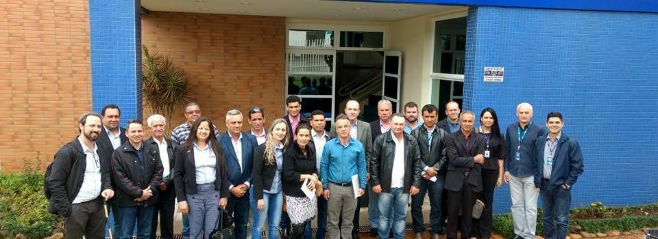 Missão técnica do Sebrae Minas no Sul do país..