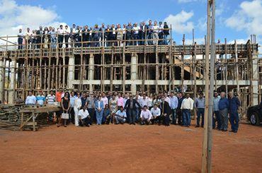 Prefeitura e Câmara Municipal de Uruana de Minas participa da mobilização em favor da UFVJM e do Hospital do Câncer em Unaí.