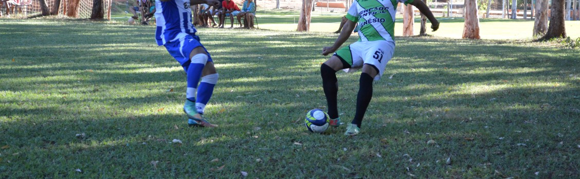 Final do Campeonato Municipal.