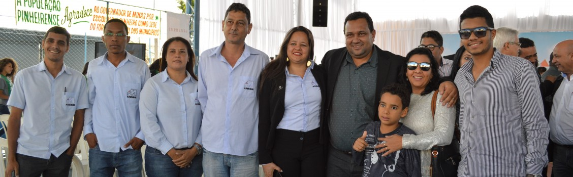 Prefeito Municipal participa da Abertura Oficial dos Fóruns Regionais em João Pinheiro.