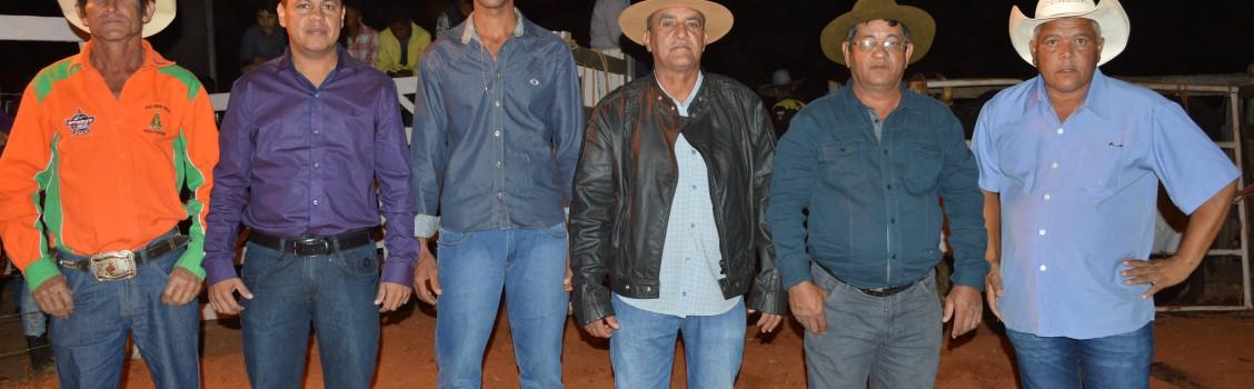 Secretários de Infra Estrutura, Meio Ambiente e Saúde, se faz presente na 7°Festa do Cambauba.