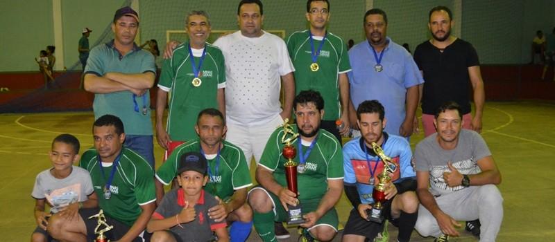 Final do Campeonato dos Veteranos.