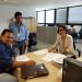 Prefeito Municipal Ronaldo Verdadeiro e Presidente da Câmara Antônio Oliveira, trabalhando de mãos dadas em prol da população Uruanense.