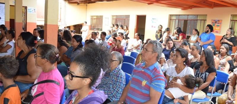 Secretaria Municipal de Educação, realiza o Projeto da Virada da Educação.