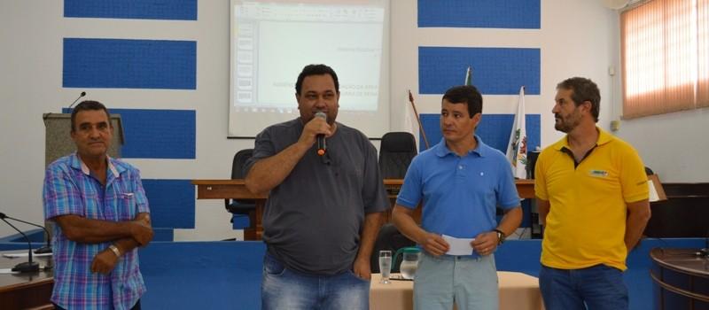 Audiência Pública para a criação da APA – Área de Proteção Ambiental em Uruana de Minas.
