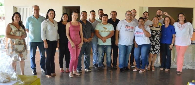 Circuito Turístico Noroeste das Gerais e Alto Paranaíba, realiza Assembleia com a presença ilustre do Chefe Gastronômico Eduardo Avelar em Uruana de Minas.
