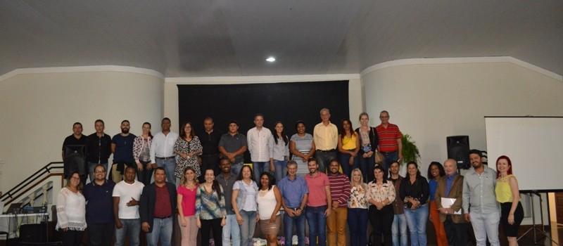 Secretario Municipal de Desenvolvimento Econômico, participa de Seminário de Turismo, em Paracatu.
