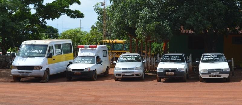 A Prefeitura Municipal de Uruana de Minas, promove leilão de veículos usados, na sexta dia (16).