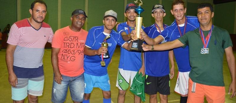 Campeonato Futsal de Férias 2018.