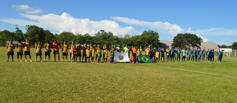 Secretaria Municipal de Esportes e Lazer iniciou o Campeonato Municipal de Futebol 2018.