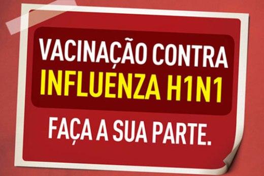 Prefeitura de Uruana de Minas inicia vacinação contra Influenza no próximo dia 12 (sábado).