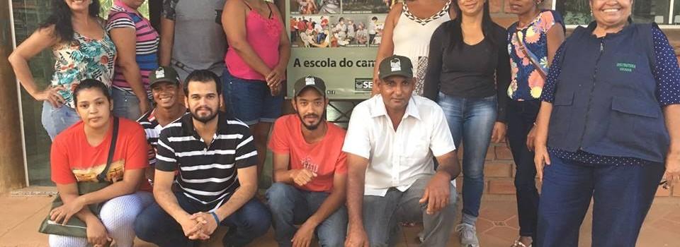 Uruana de Minas participa de formação de Condutores de Turismo no Distrito de Sagarana.