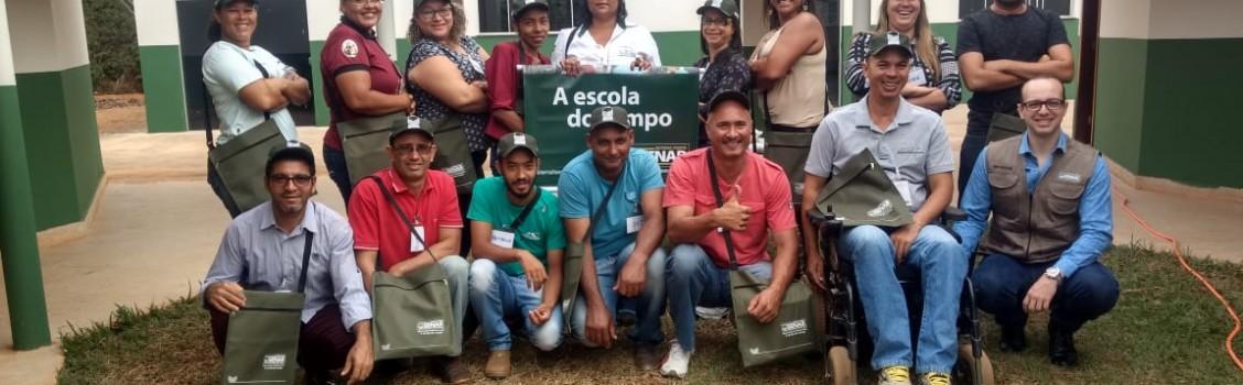 SENAR em parceria com Governo Municipal inicia cursos de turismo no município.