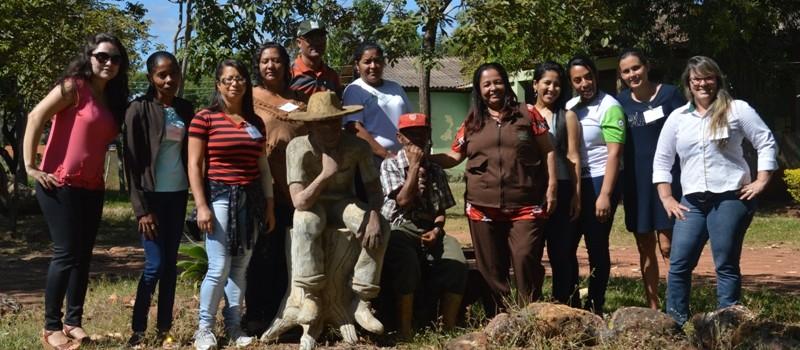 Uruanenses participa de Curso do SENAR  Empreendendo o Turismo no Espaço Rural, no Distrito de Sagarana.