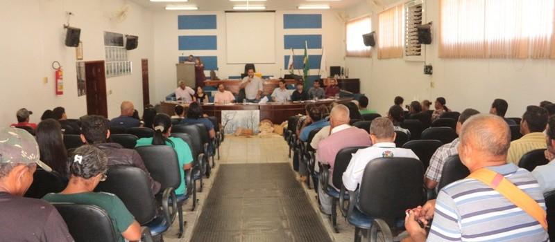 1° Conferência Municipal dos ODS em Uruana de Minas.