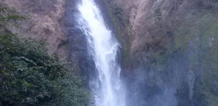 Cachoeira do Galho.