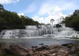 Cachoeira do Bebedouro.