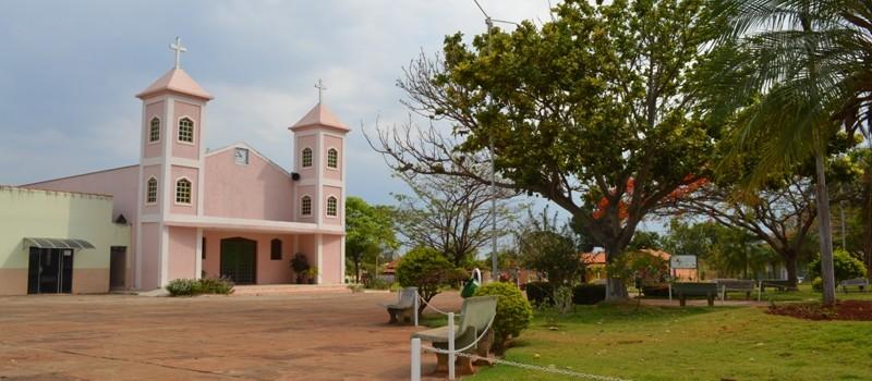 Igreja Matriz.
