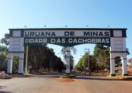 Portal de Uruana de Minas.