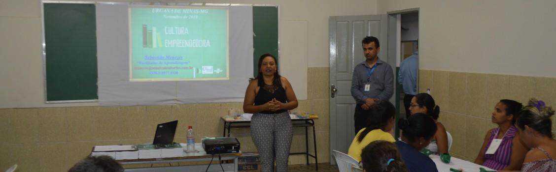 Programa Nacional de Educação Empreendedora começa em Uruana.